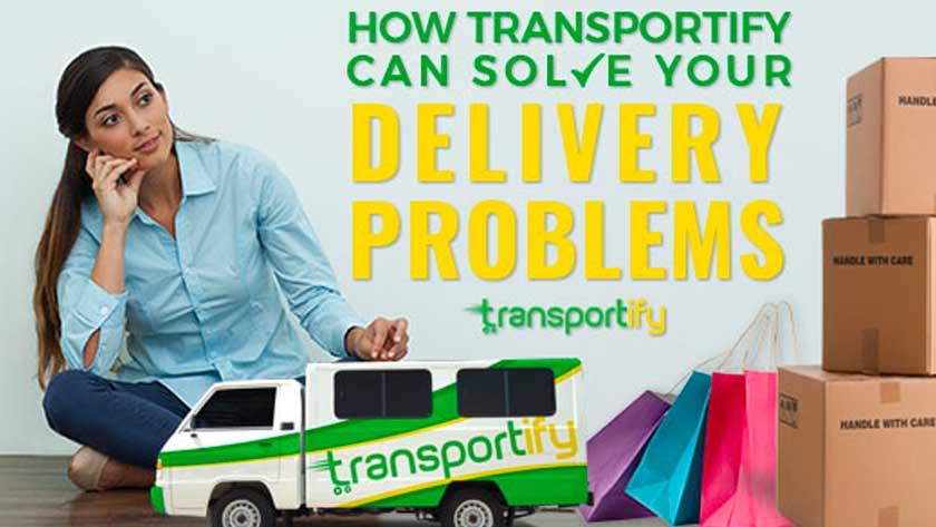How Transportify Can Solve Your Delivery Problems