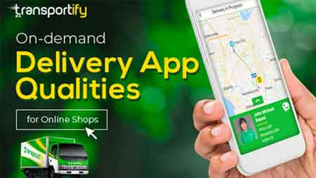 On Demand Delivery App Philippines (100% Easy-To-Use)