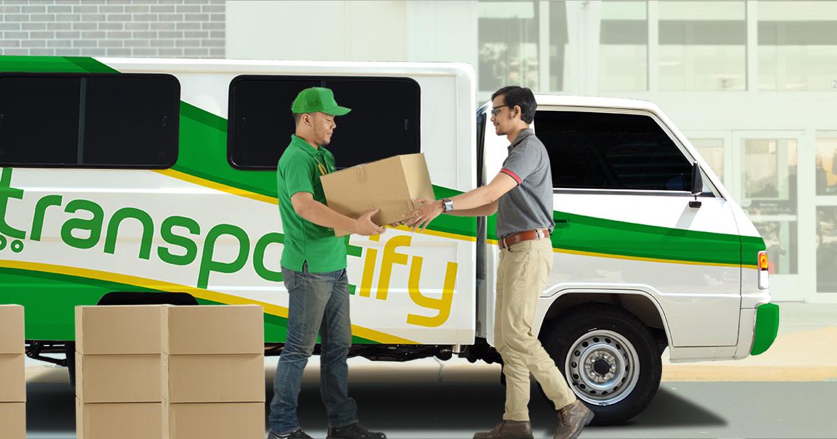 L300 Delivery Van Cargo Service Philippines