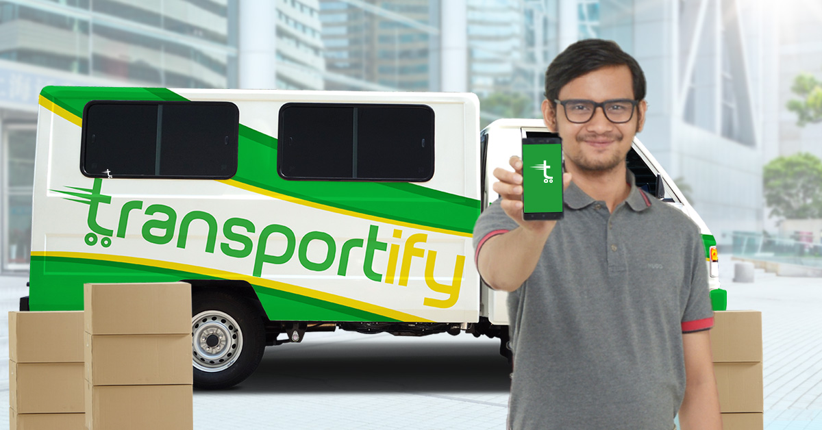 App for Fast Courier Services in Manila