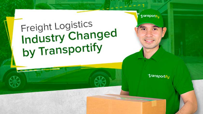Freight Logistics Industry Changed by Transportify