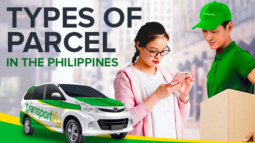 Types of Parcel Delivery in the Philippines
