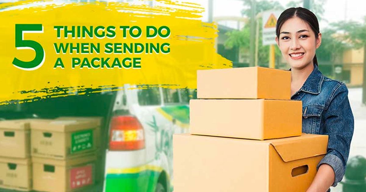 Package Delivery App Manila