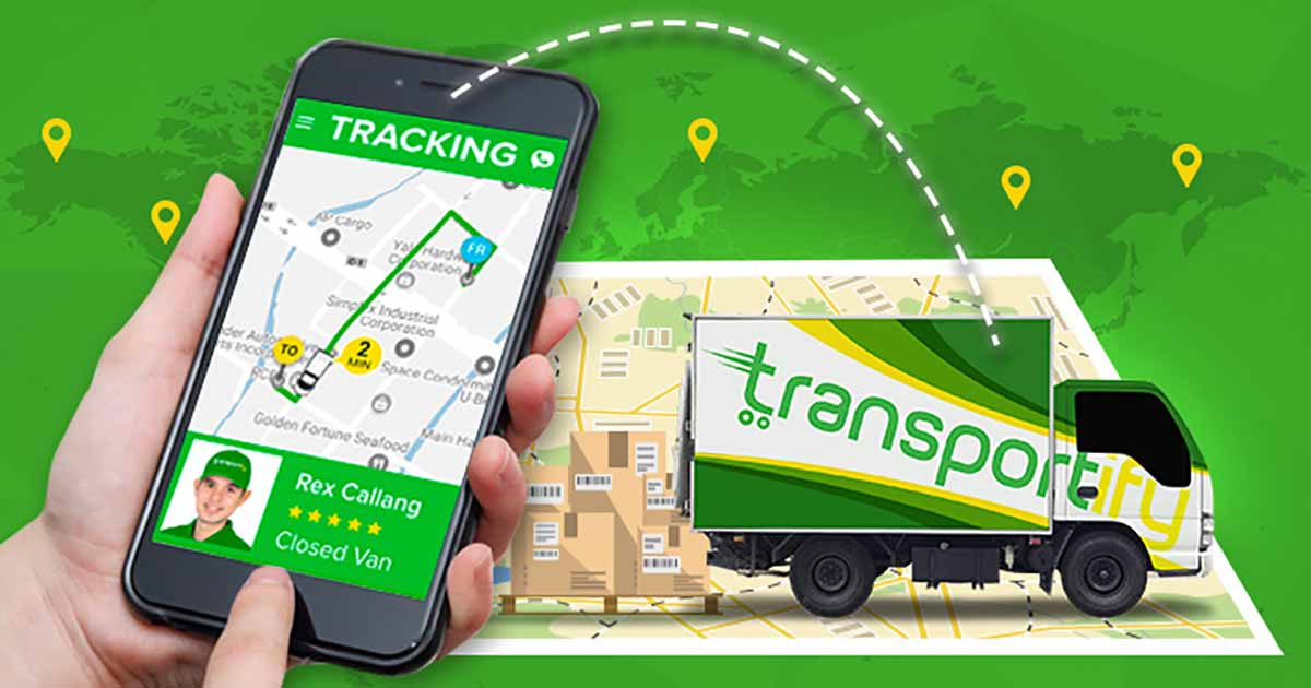 Express Delivery Service Track Package Philippines