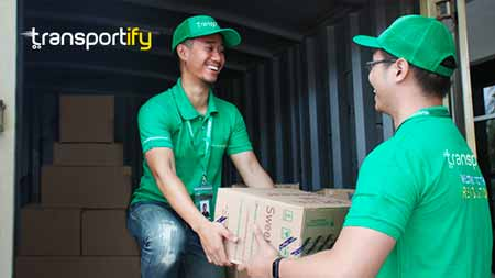 Pick-up and Deliver Courier In The Philippines (2020)