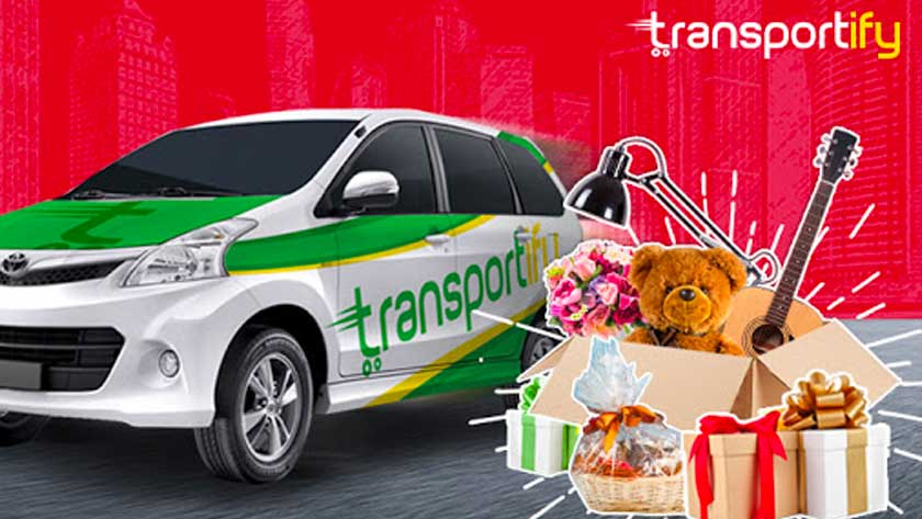 This Christmas with Transportify