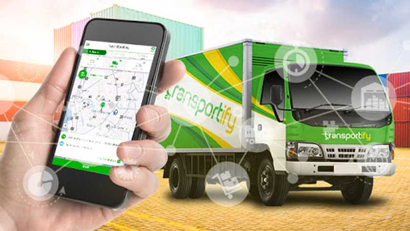 Transportify for Business Deliveries