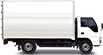 Closed Van Vehicle Icon