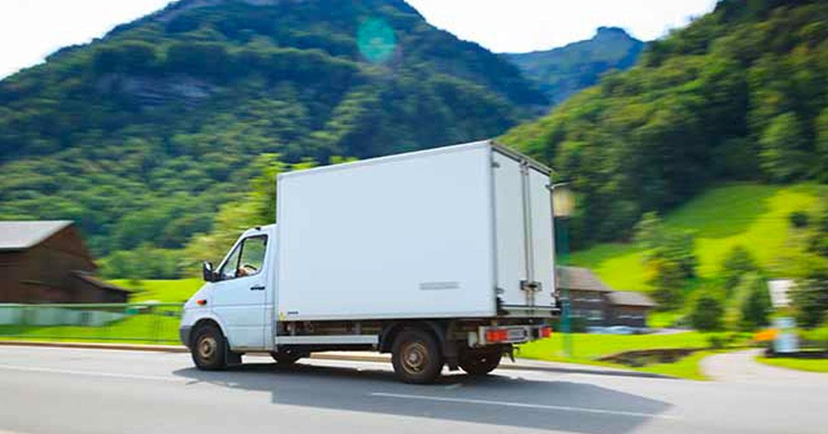 Delivery Van for Rent Pampanga
