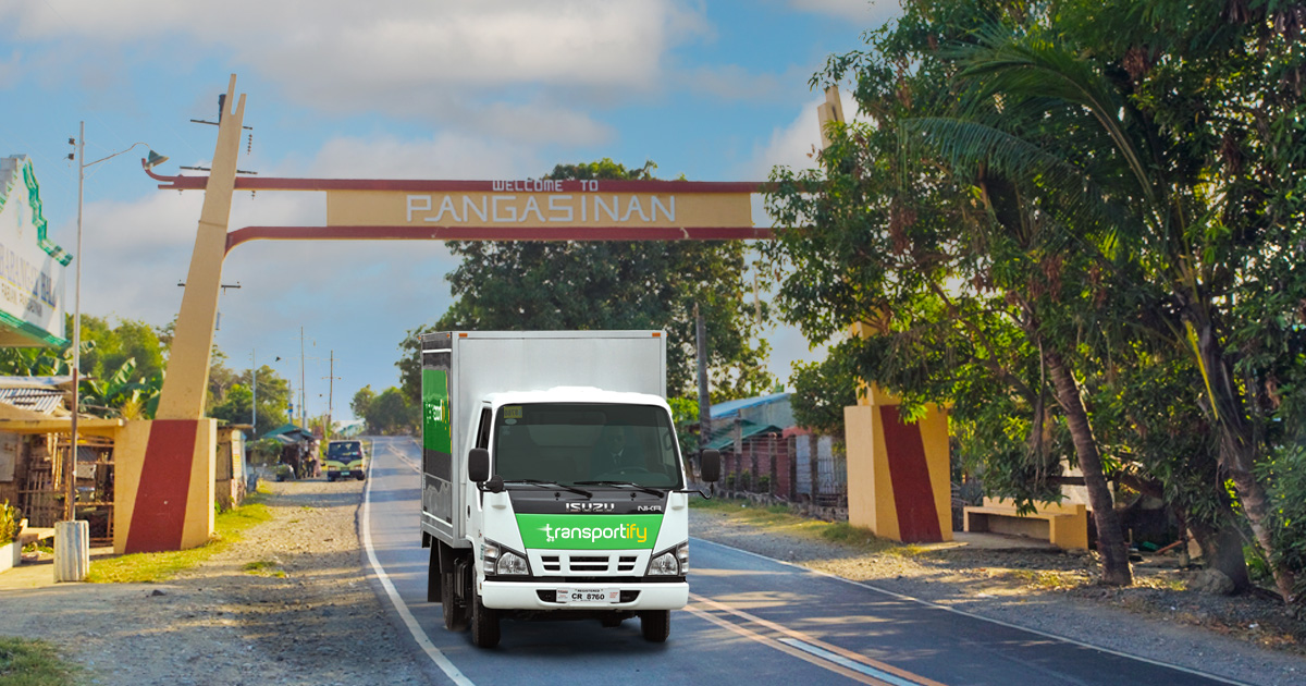 Manila to Pangasinan Delivery Truck Rental (Save 40%)