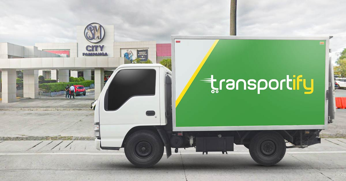 Pampanga Delivery Cargo Trucking Services