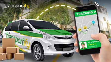 (24/7 Services) Cargo Van Delivery Tracking