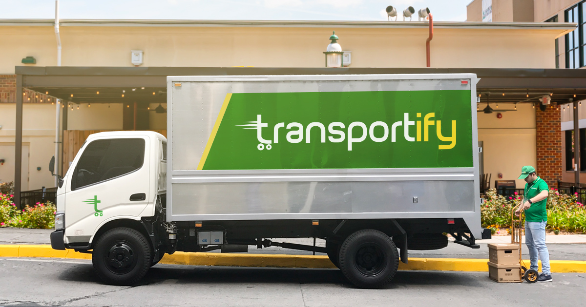 Cargo Company Pick Up Delivery Service