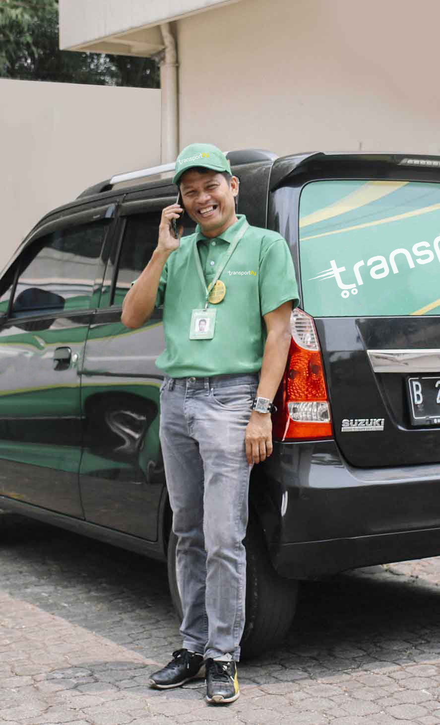 Delivery Driver for Hire In Transportify | Earn Like A Boss on Your