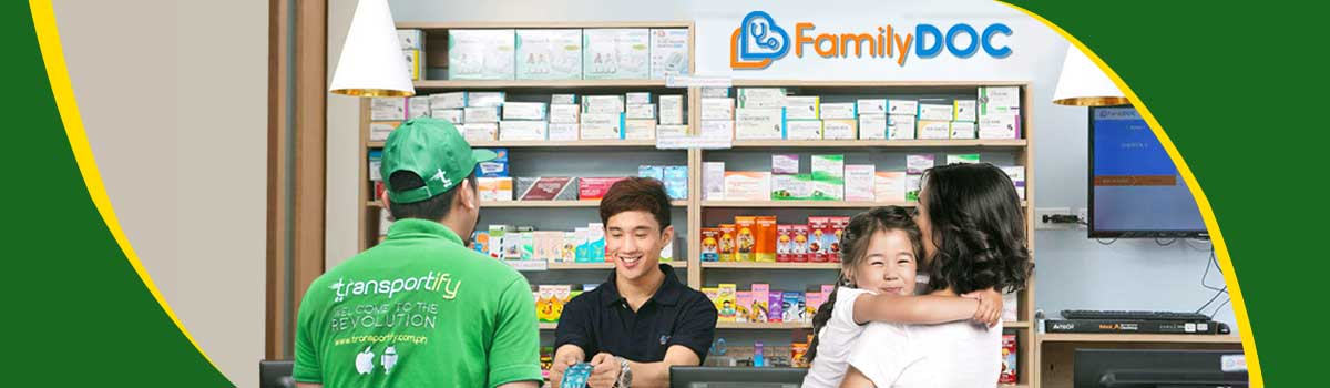 Transportify Partners with FamilyDoc
