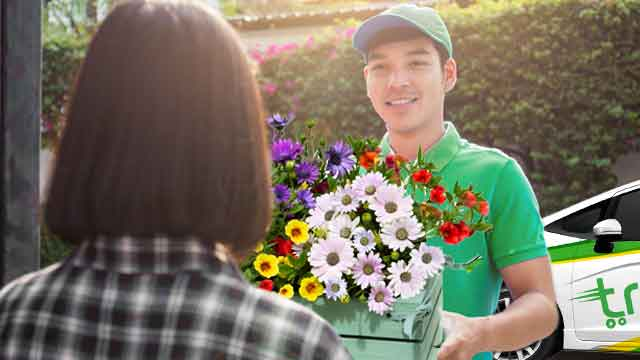 The Delicate Art of Flower Delivery