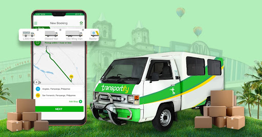 app for truck rental in pampanga