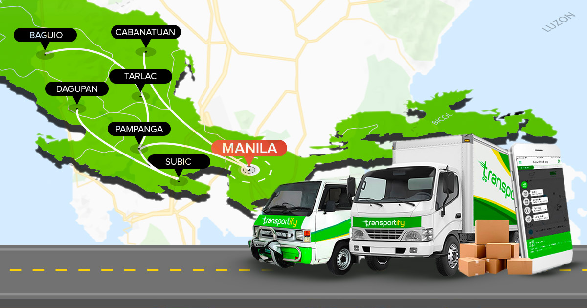 24/7 Truck Service for Long Haul Provincial Delivery
