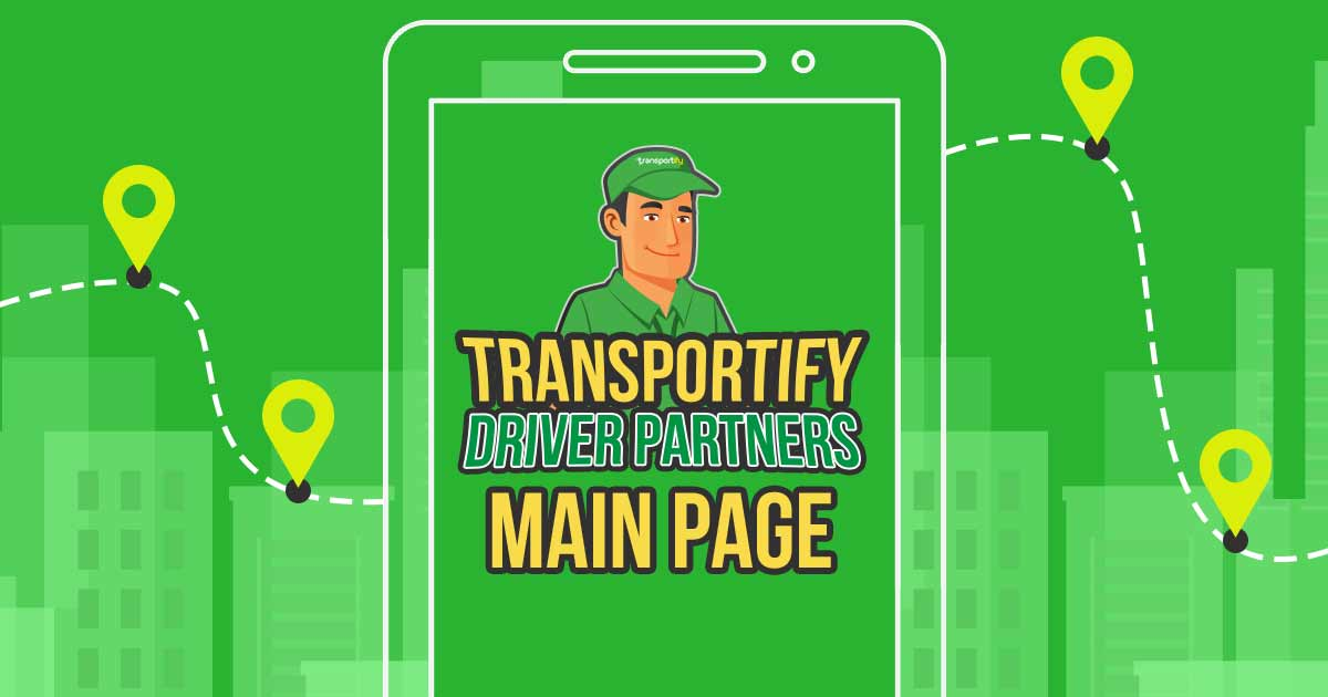 Register To Join As Transportify Driver And Start Earning