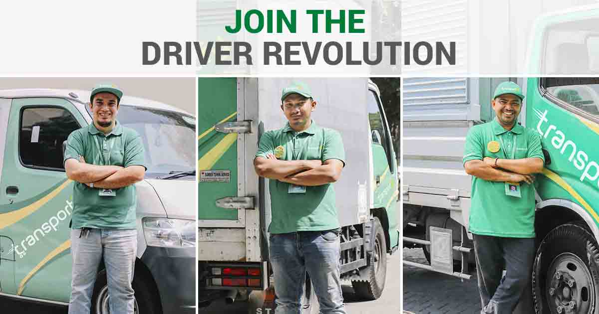 Delivery Driver for Hire In Transportify | Earn Like A Boss