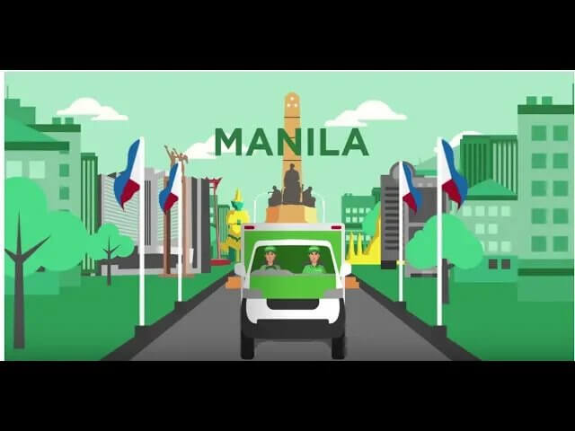 Watch Transportify take on Manila traffic, ninjas, and a looming delivery deadline