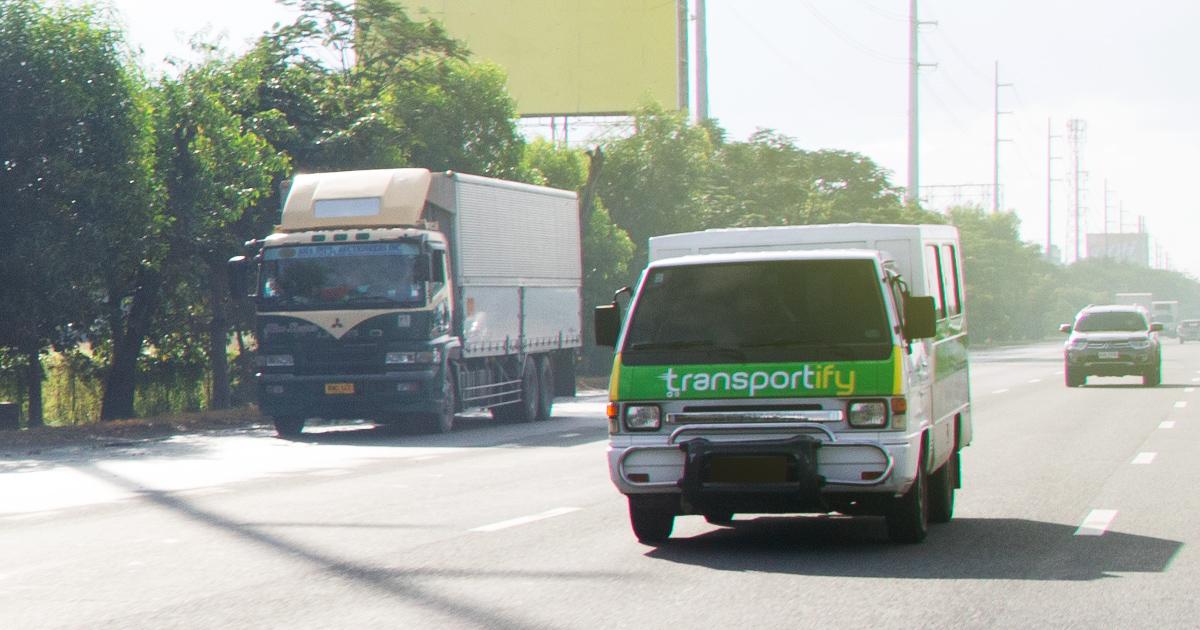 L300 Van Rental for Delivery
