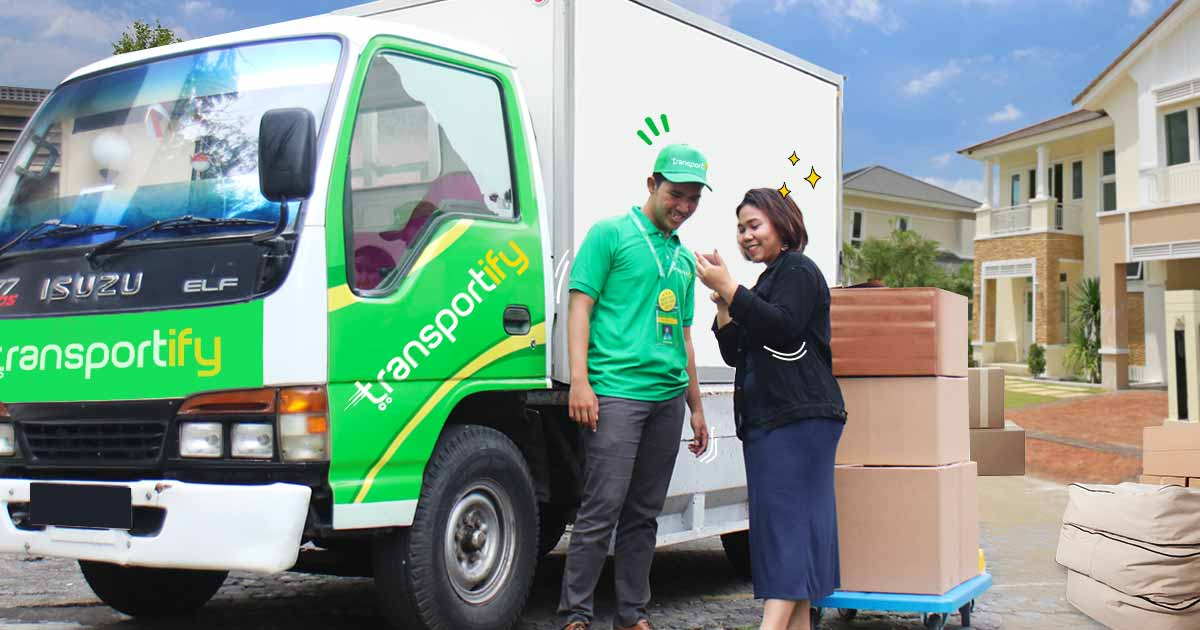 Best Moving Service Company with Trusted Movers App