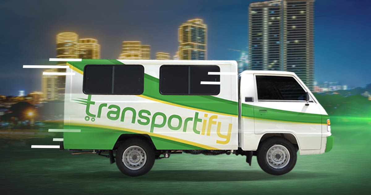 Service for L300 Delivery Van Rental Philippines