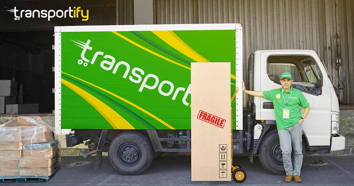 Cargo Package Delivery Logistics Services
