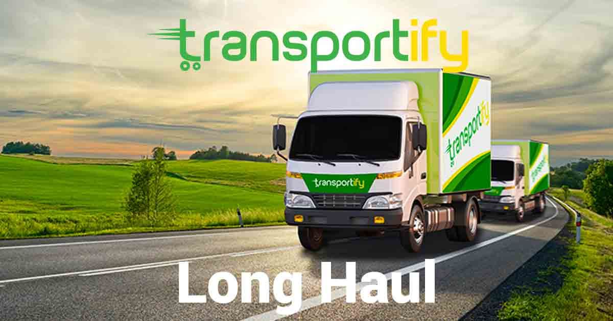 Affordable Long Haul Freight Forwarder Cargo Truck Service Provider