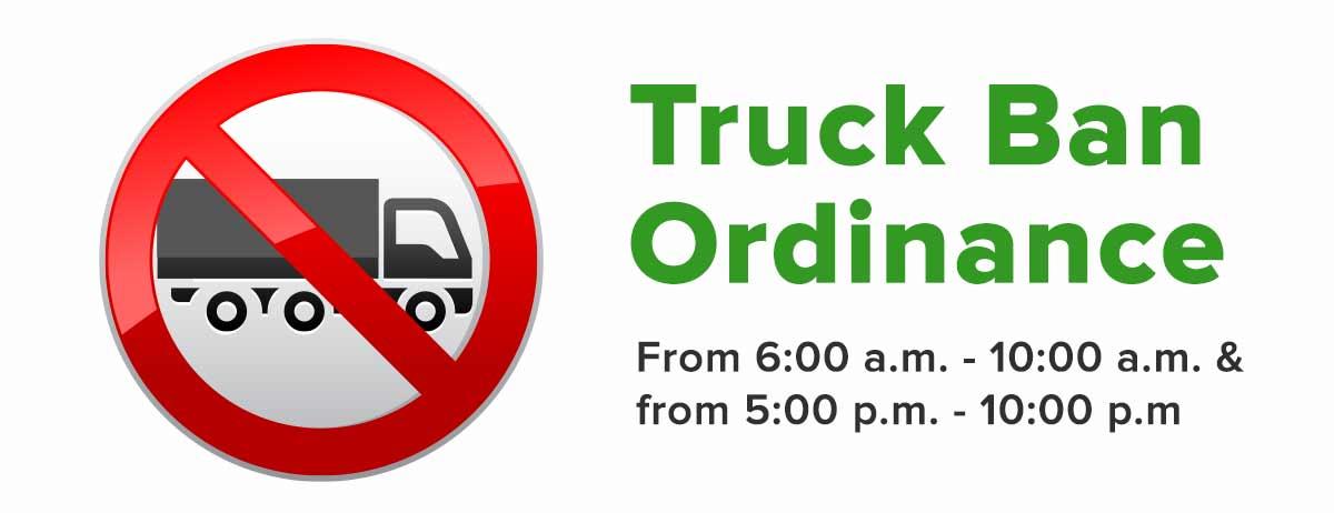 Metro Manila Truck Ban Ordinance