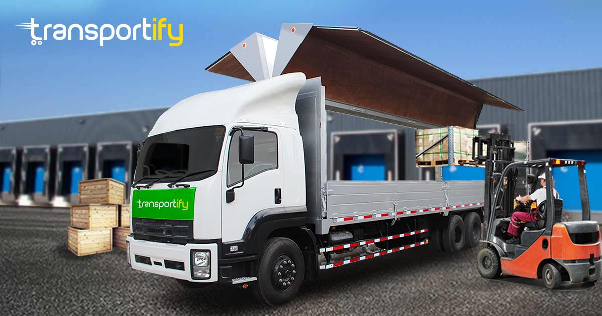 10 Wheeler Wing Van Truck Transport