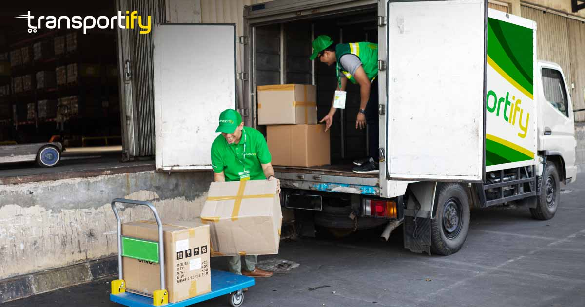Trucking Service Cargo Freight Logistics