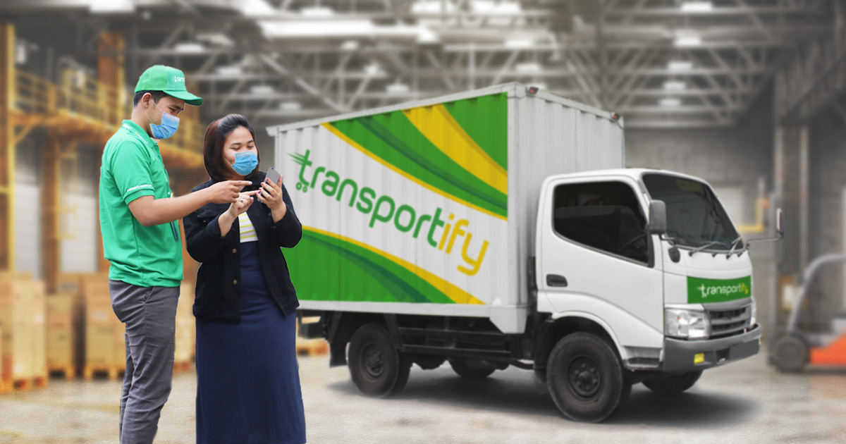 Closed Van Rental For Affordable Courier (40% Savings)
