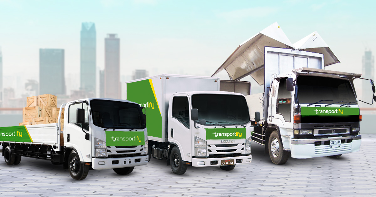Delivery truck logistics philippines