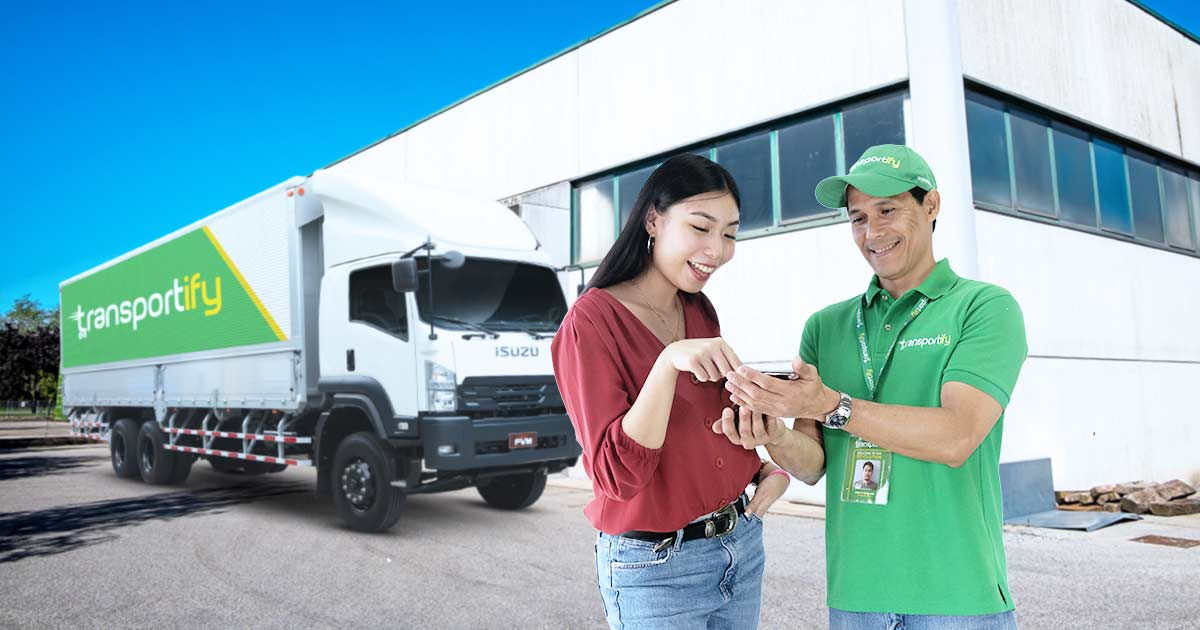Truck Rental Forwarding Company