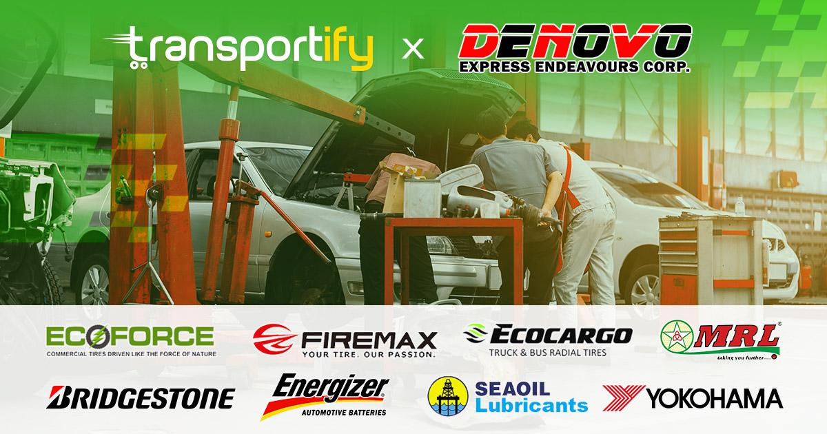Denovo and Transportify Partnership