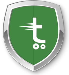 Transportify Goods Insurance Shield Logo