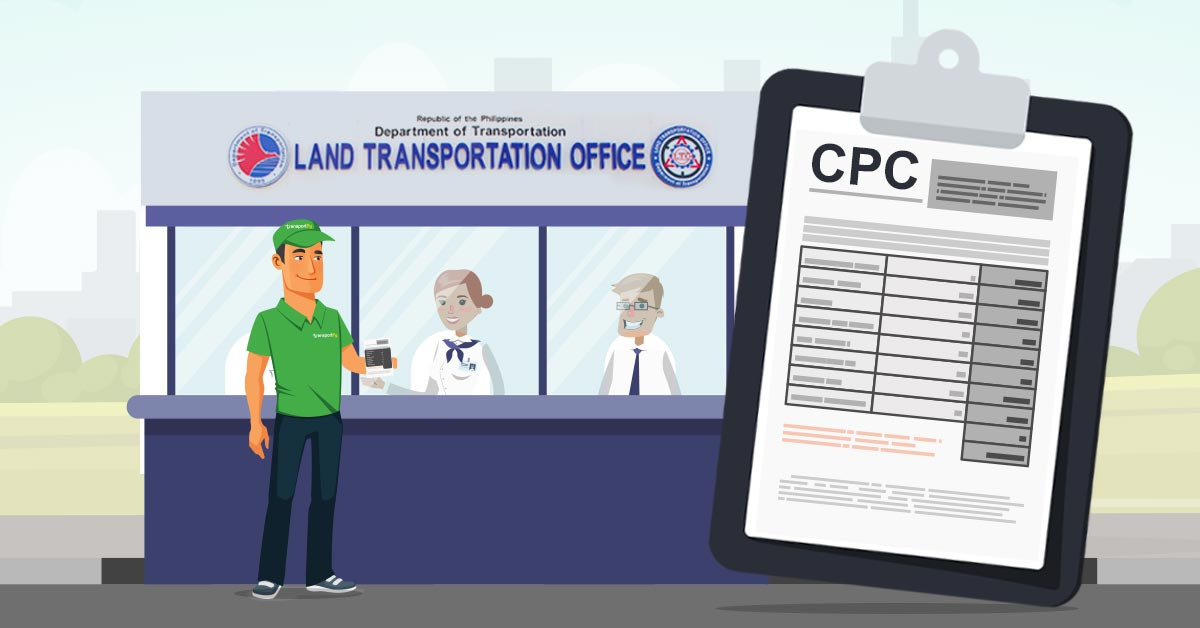 Certificate of Public Convenience Trucking Requirements