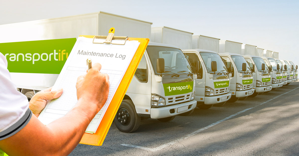Truck Maintenance on Delivery Business