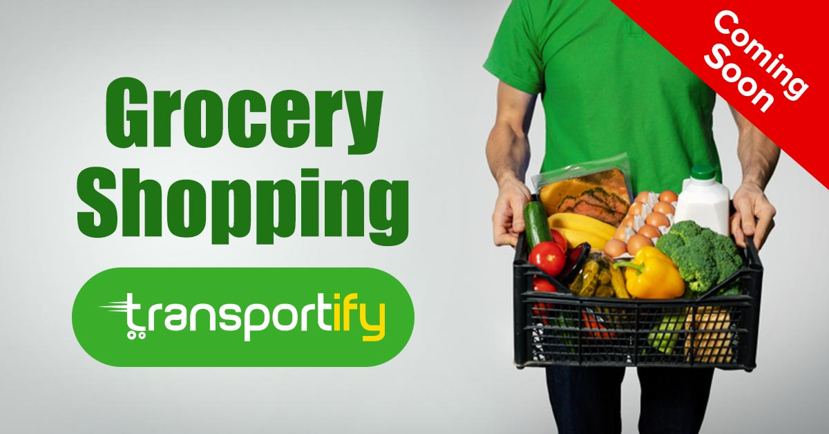 Online Grocery Delivery Service