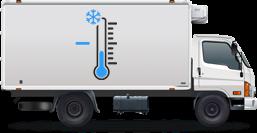 frozen truck