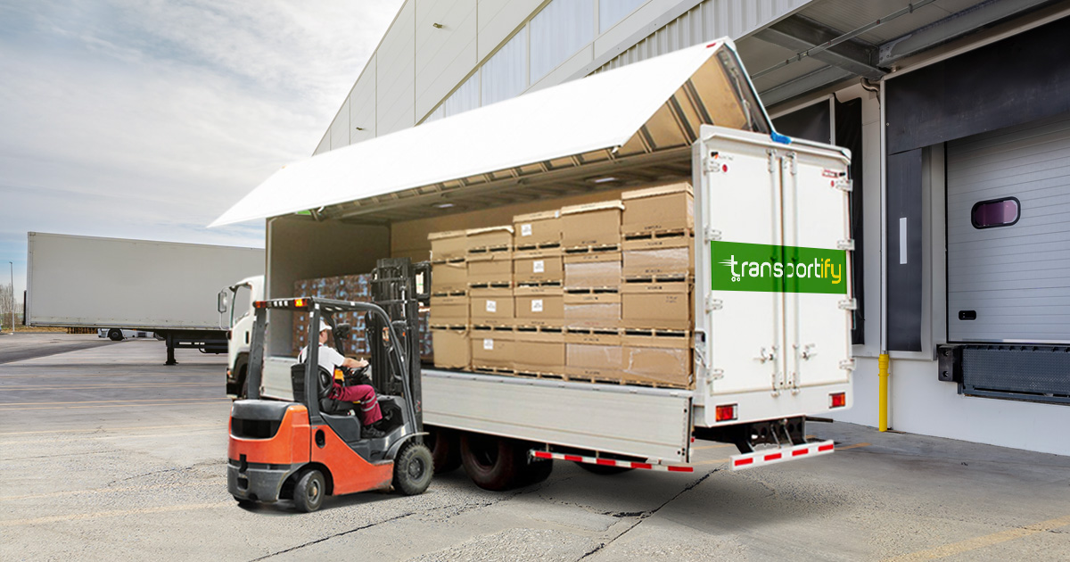10 Wheeler Wing Van in Freight Delivery Companies