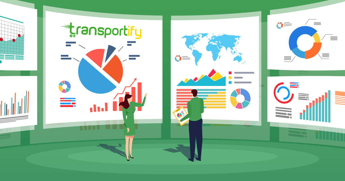Data Technology in Transport Services and Logistics