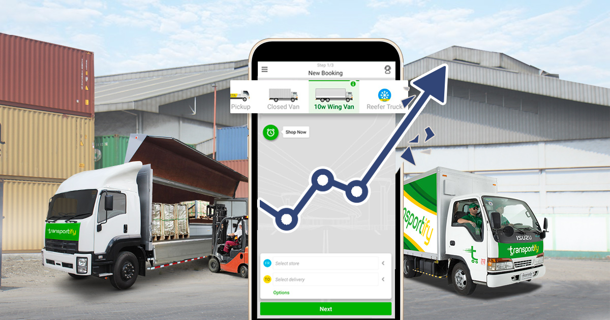 Growth of Freight Companies Ecommerce Logistics