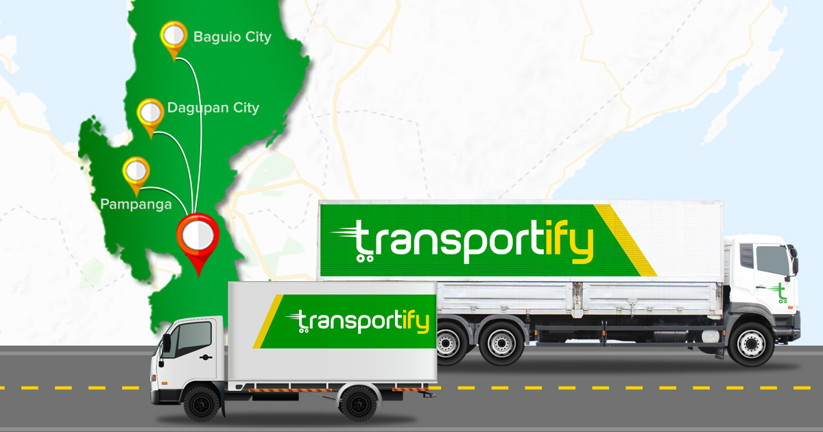 Logistics Trucking Company for Provincial Delivery