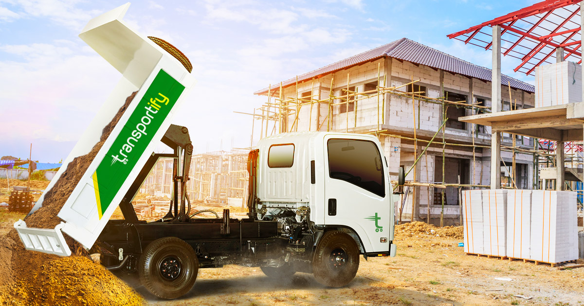 Mini Dump Truck rental