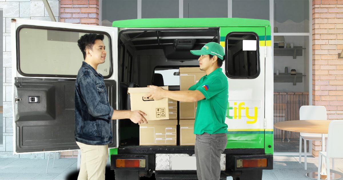 Logistics Business Services para sa Negosyong Pinoy