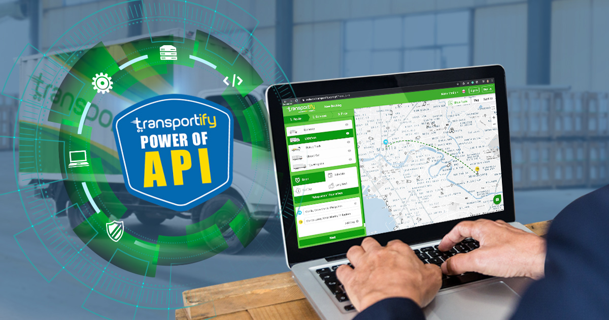 API Integration for Trucking Logistics