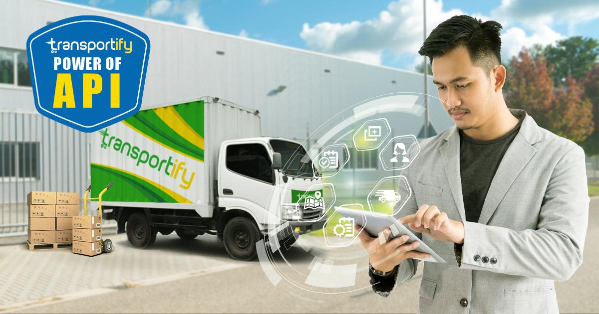 API integration for Enterprise Logistics